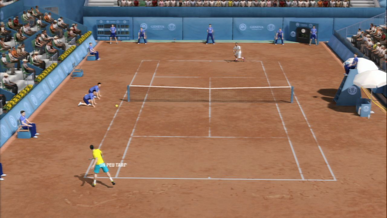 Images Grand Chelem Tennis 2 PlayStation 3 - 94