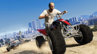 Grand Theft Auto V PS3 - Screenshot 63