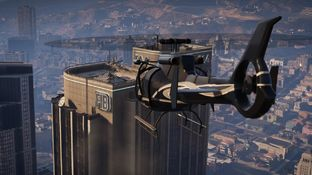 Grand Theft Auto V PS3 - Screenshot 65