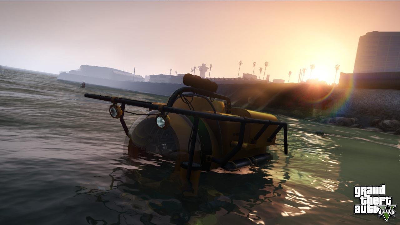 Images Grand Theft Auto V PlayStation 3 - 69