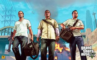 Nouveaux fonds d'écran pour GTA 5