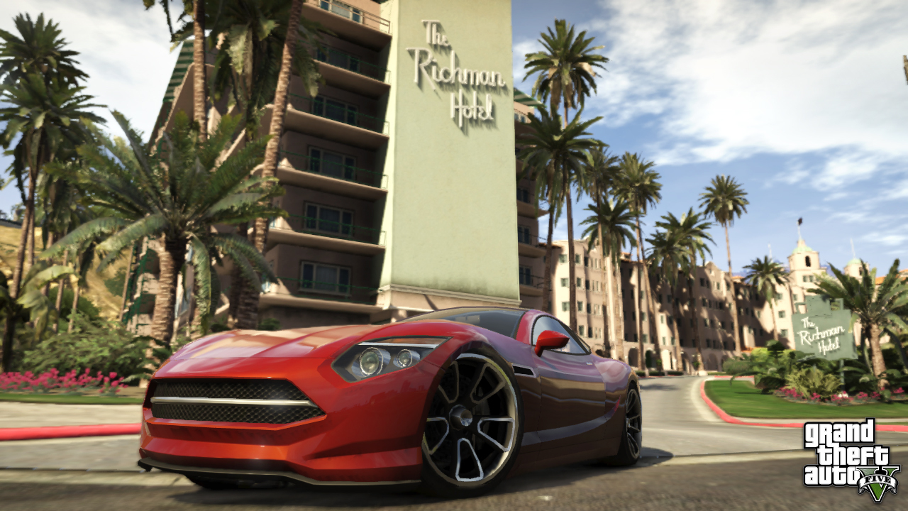 Images Grand Theft Auto V PlayStation 3 - 109
