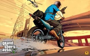 GTA V : Images de la moto et du Jet-Ski