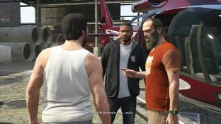 Test Grand Theft Auto V PlayStation 3 - Screenshot 290