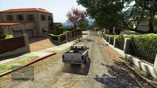 Test Grand Theft Auto V PlayStation 3 - Screenshot 291
