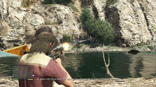 Test Grand Theft Auto V PlayStation 3 - Screenshot 292