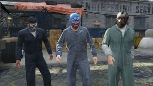 Test Grand Theft Auto V PlayStation 3 - Screenshot 294
