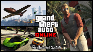 The Business Update dispo dans GTA 5