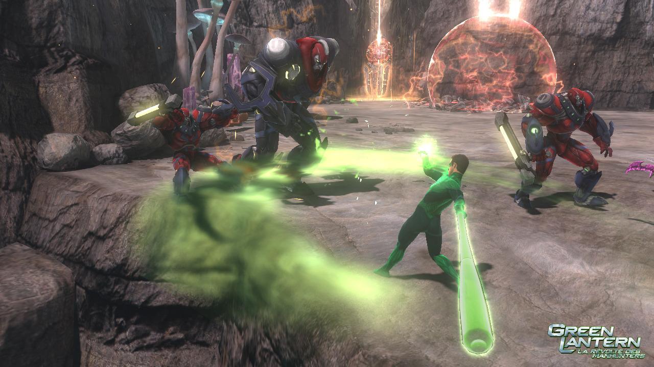 Игру Зеленый Фонарь На Pc