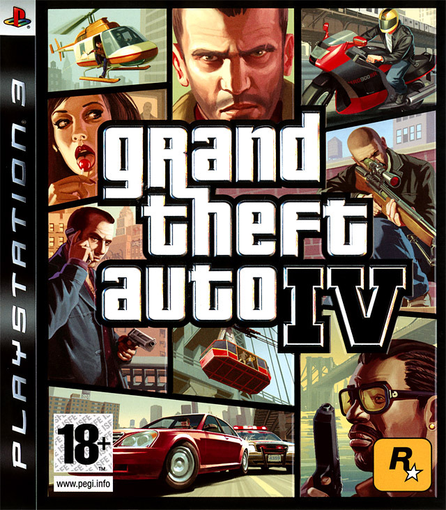 Grand Theft Auto IV Complete Edition EUR PS3-BlaZe | Megaupload Multi Liens