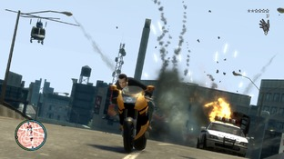 Test Grand Theft Auto 4 PlayStation 3 - Screenshot 166