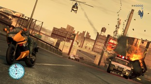 Test Grand Theft Auto 4 PlayStation 3 - Screenshot 167