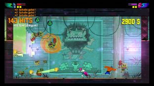 Test Guacamelee! PlayStation 3 - Screenshot 29