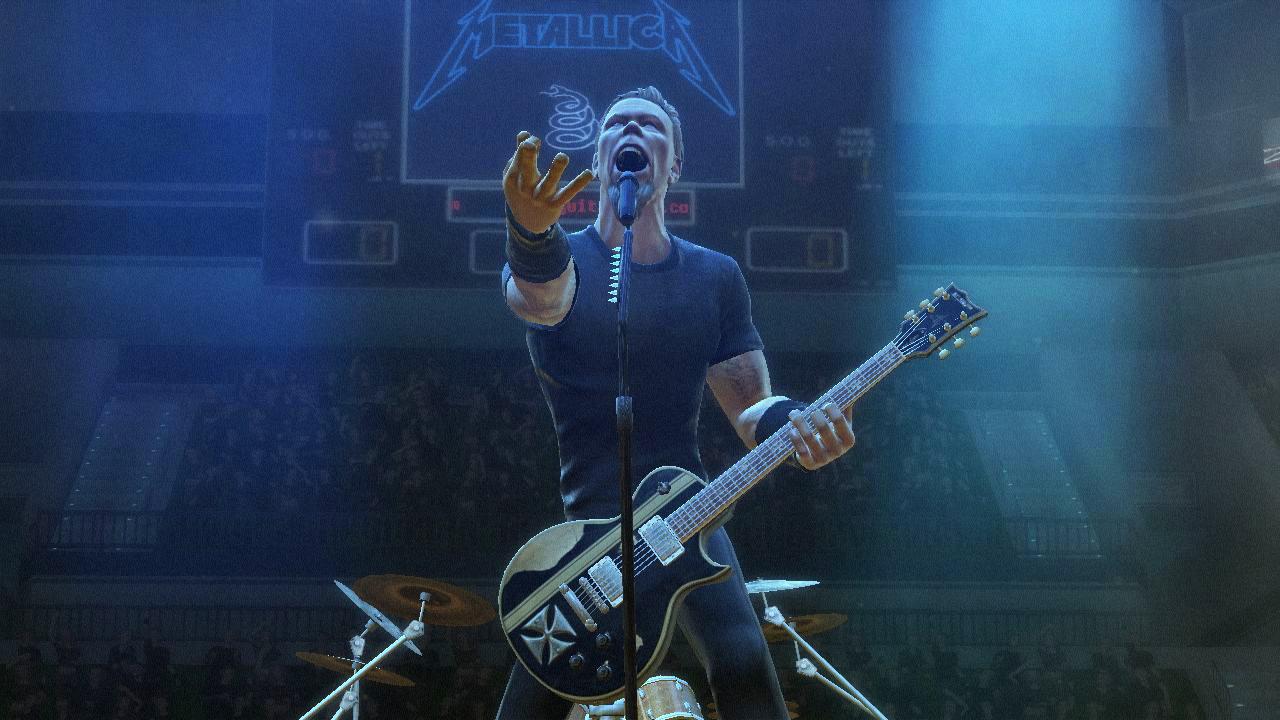 jeuxvideo.com Guitar Hero : Metallica - PlayStation 3 Image 29 sur 104