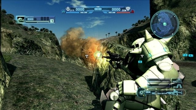 Images Gundam Battle Operation PlayStation 3 - 34