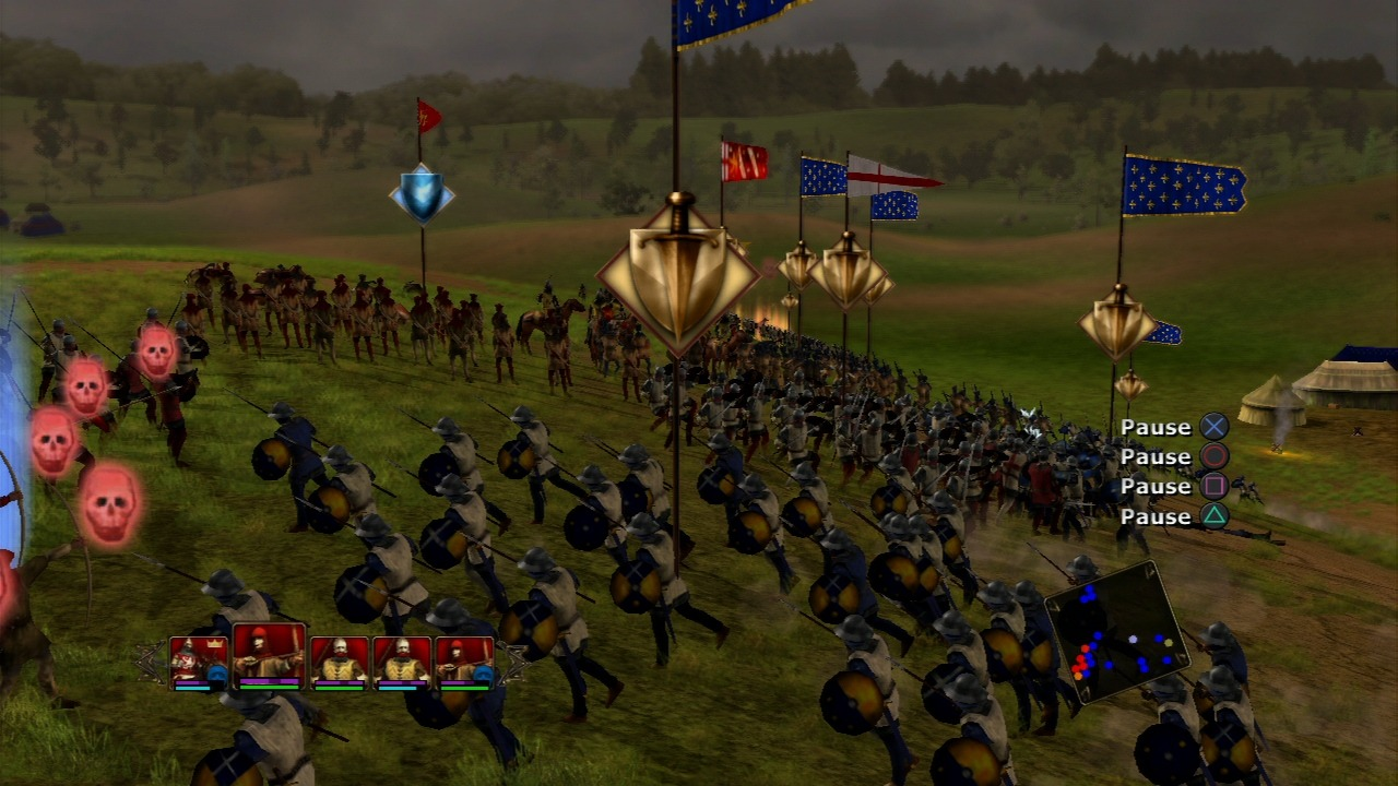 Great Battles Medieval [PS3]  History-great-battles-medieval-playstation-3-ps3-013