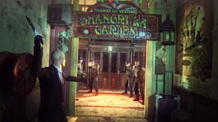 Aperçu Hitman Absolution PlayStation 3 - Screenshot 65