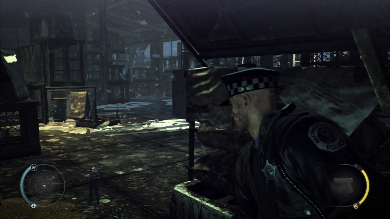 Images Hitman Absolution PlayStation 3 - 85