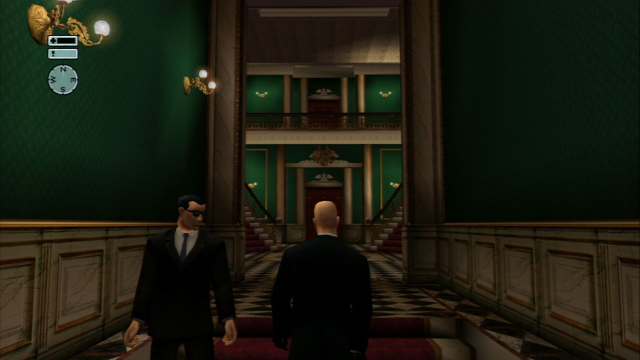 Images Hitman : HD Trilogy PlayStation 3 - 5