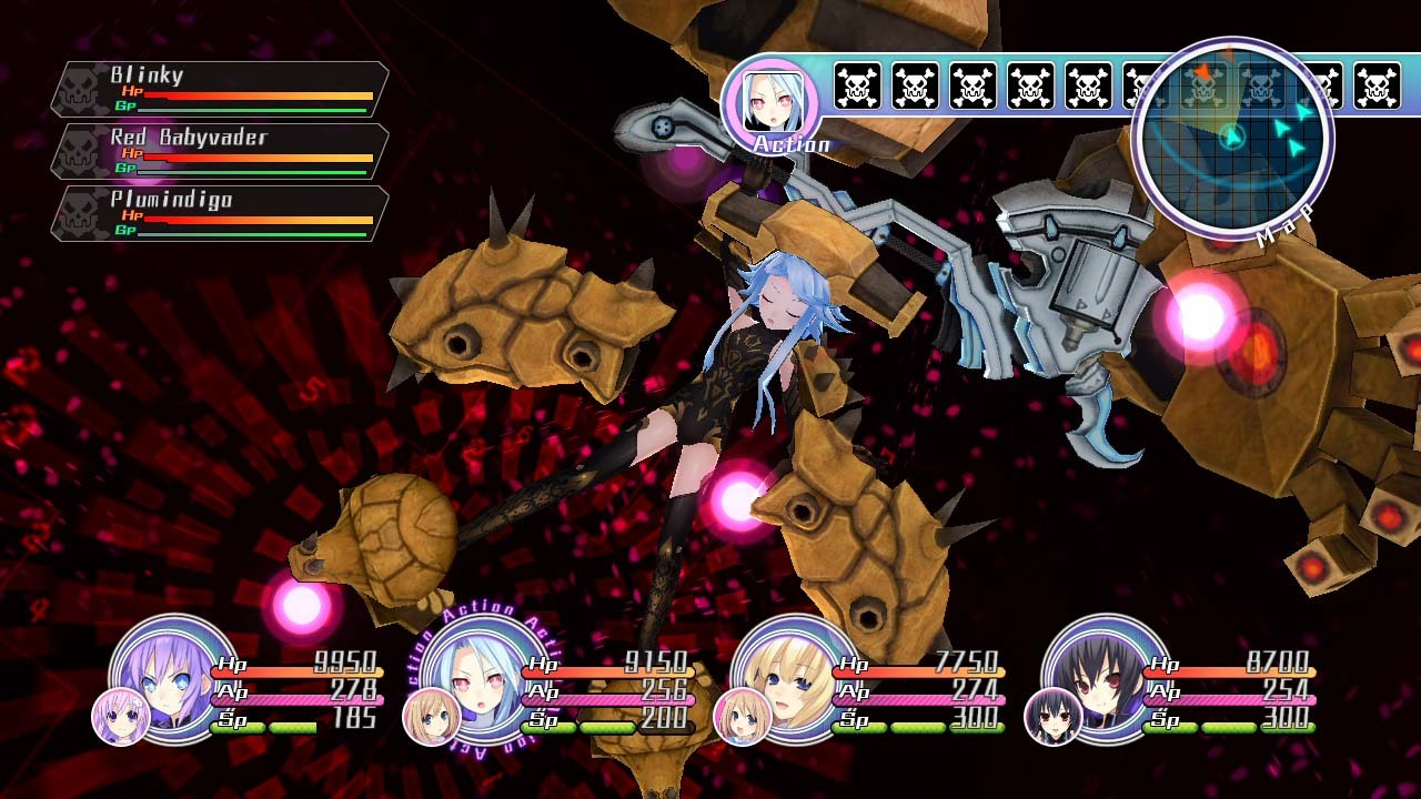 Images Hyperdimension Neptunia mk-II PlayStation 3 - 210