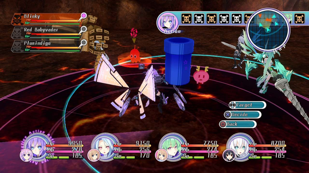 Images Hyperdimension Neptunia mk-II PlayStation 3 - 222