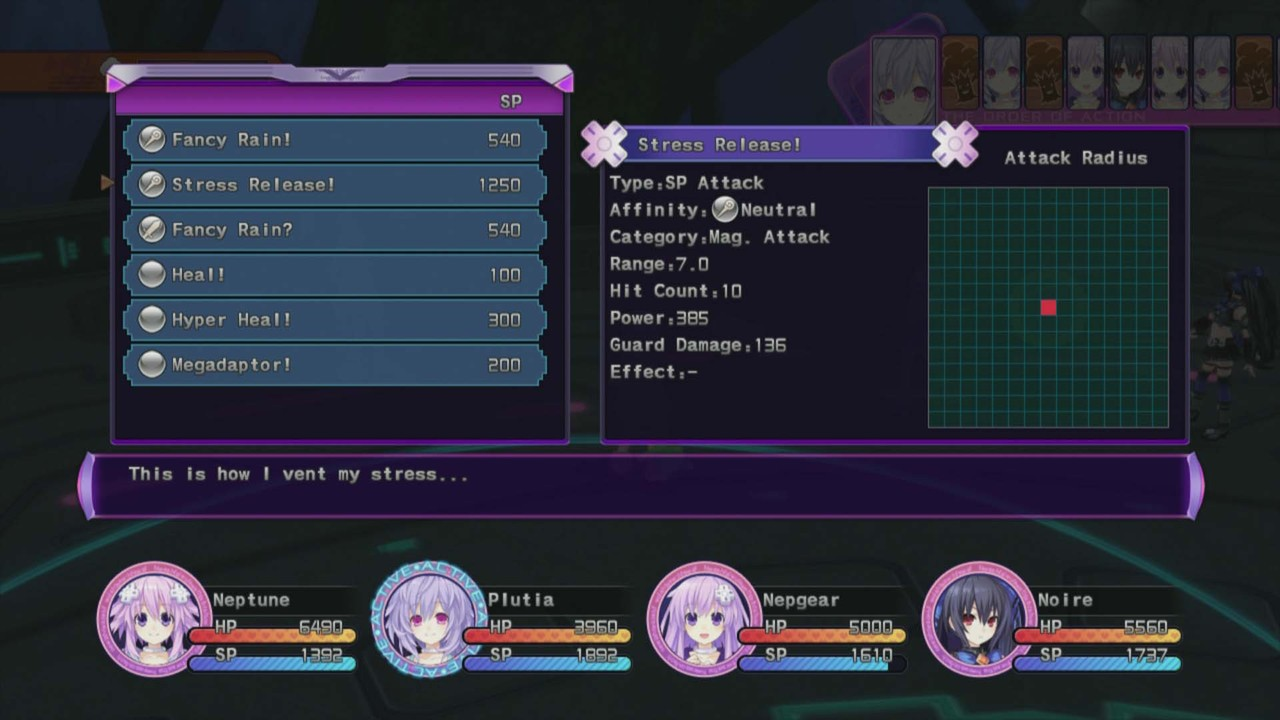 Images Hyperdimension Neptunia Victory PlayStation 3 - 115