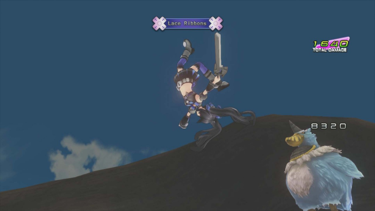 Images Hyperdimension Neptunia Victory PlayStation 3 - 149