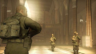 Resistance : Fall of Man PS3 - Screenshot 45