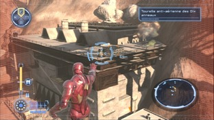 Test Iron Man PlayStation 3 - Screenshot 24