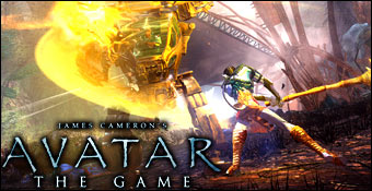 Avatar The Game de James Cameron version PS3