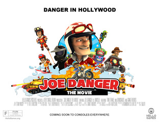 Joe Danger 2 : The Movie PlayStation 3