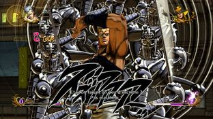 JoJo's Bizarre Adventure : All Star Battle PlayStation 3