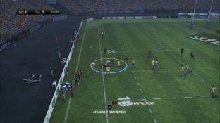 Test Jonah Lomu Rugby Challenge Playstation 3 - Screenshot 43