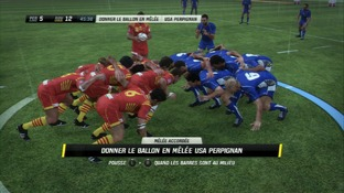 Test Jonah Lomu Rugby Challenge Playstation 3 - Screenshot 44