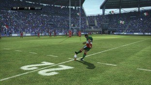 Test Jonah Lomu Rugby Challenge Playstation 3 - Screenshot 45