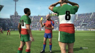 Test Jonah Lomu Rugby Challenge Playstation 3 - Screenshot 46