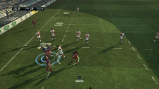 Test Jonah Lomu Rugby Challenge Playstation 3 - Screenshot 47