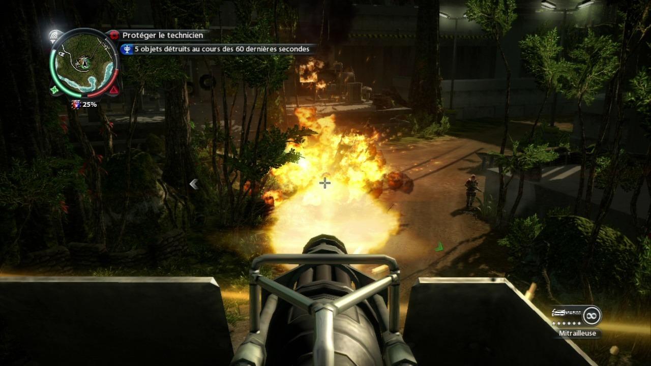 jeuxvideo.com Just Cause 2 - PlayStation 3 Image 125 sur 411