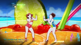 Test Just Dance 4 PlayStation 3 - Screenshot 5