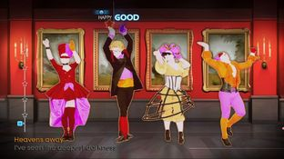 Test Just Dance 4 PlayStation 3 - Screenshot 6