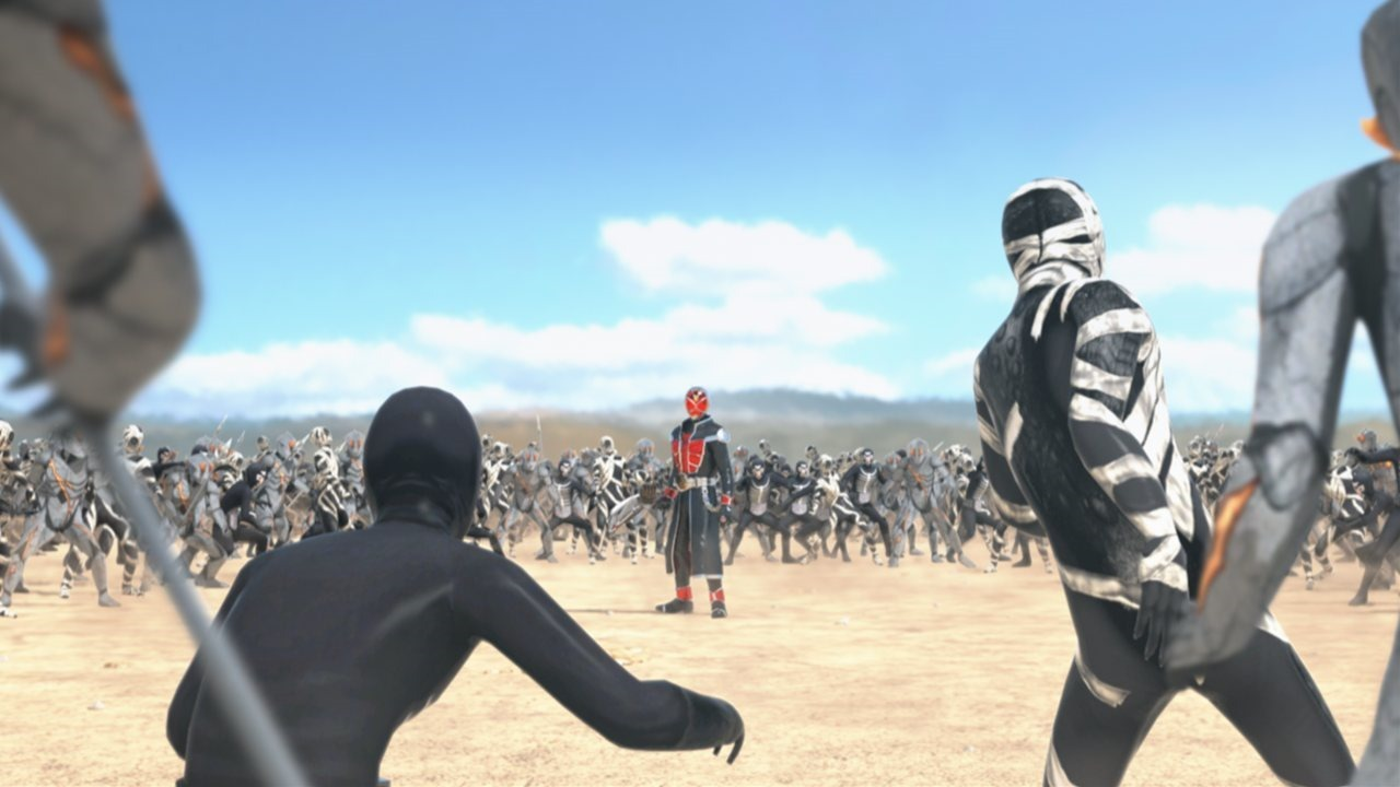 Images Kamen Riders : Battride War PlayStation 3 - 7