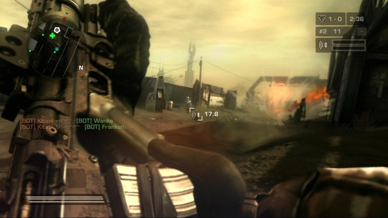 Killzone 2, el nuevo exponente gráfico. Killzone-2-playstation-3-ps3-309