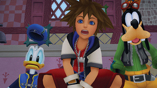 Kingdom Hearts 1.5 HD Remix s'illustre