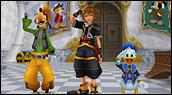 Aperçu Kingdom Hearts HD 2,5 ReMIX : Une compilation soignée ? - PlayStation 3