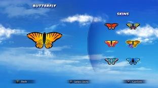 Une simulation de cerfs-volants sur PS Move