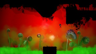 Test Knytt Underground PlayStation 3 - Screenshot 1