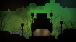 Test Knytt Underground PlayStation 3 - Screenshot 2