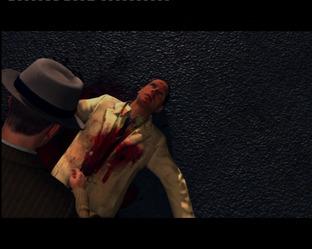 L.A. Noire PS3 - Screenshot 1002