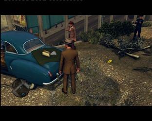 L.A. Noire PS3 - Screenshot 1005