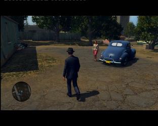 L.A. Noire PS3 - Screenshot 1013